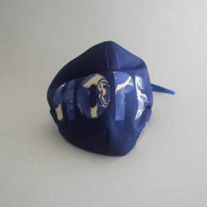 Blue HOPE face mask