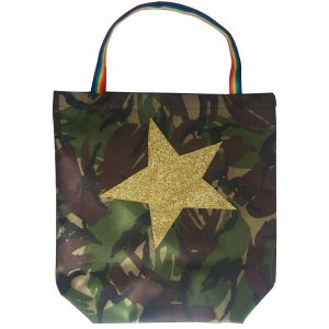 Cuba Camo – Gold Star