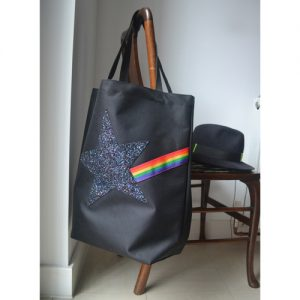 Dark Disco tote bag