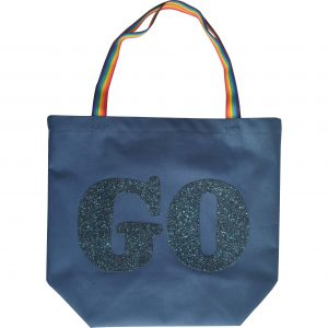 GO Bag, Blue