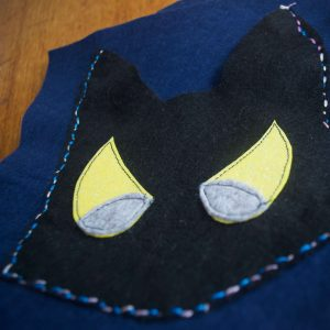 Scooter Bag – Batman/Batgirl Kit