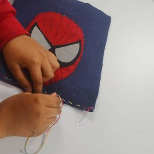 Scooter Bag – Spider-Man Kit