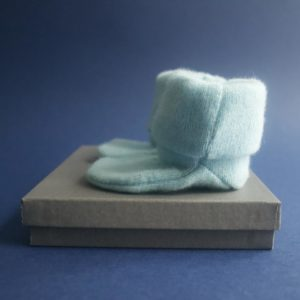 Cashmere King Socks/Bootie