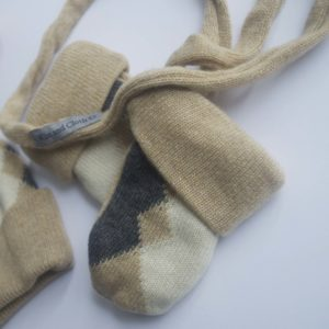 Cashmere King Gloves – Camel,Grey,Ivory
