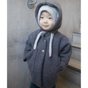Kin Coat – Wool/Cord
