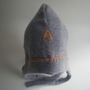 Cashmere King Bonnet – with hand embroidered detail